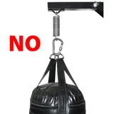 Heavy Bag Sling - Carabiner Only
