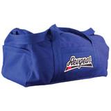 4-Pocket Jiu Jitsu Duffel in Gi Fabric - Blue