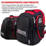 "Travel Locker Urban - ""The Mini-Beast"" - The Ultimate Martial Arts Backpack"