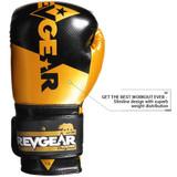 Pinnacle P4 Boxing Glove - Gold/Black