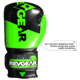 Pinnacle P4 Boxing Glove - Lime/Black