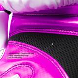 Pinnacle Boxing Glove - White/Pink