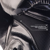 Pinnacle Boxing Glove - Black/Matte Black
