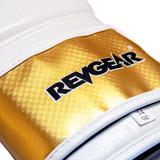 Pinnacle P2 Boxing Gloves - White/Gold
