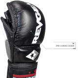 Pro Series MS1 MMA Training and Sparring Glove - Black