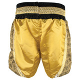 Apsara Thai Shorts - Gold