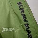 Krav Maga Black Ops One Shorts - Olive Green