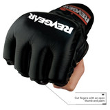 Challenger 2 Leather MMA Glove - Black
