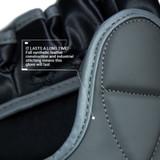 Premier Deluxe MMA Glove - Black/Gray
