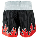 Muay Thai Destroyer Flames Shorts - Youth