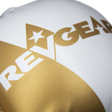 Pinnacle P4 MMA Training and Sparring Glove - White/Gold