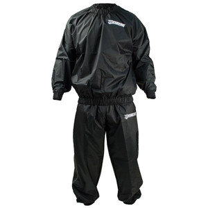 Winning  original Sauna suit fighter specifications white Hooded type