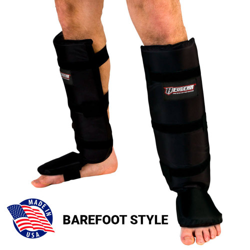 Ultralight Barefoot Shin and Instep Guard
