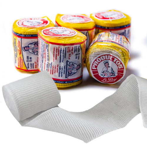 Authentic Mexican Gauze Hand Wraps
