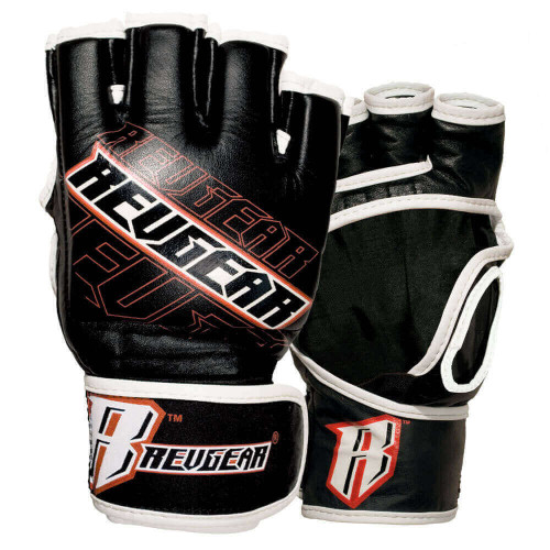 Cagemaster Pro Leather MMA Gloves