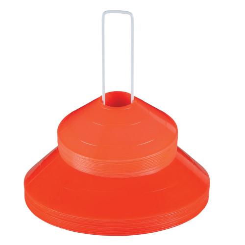 Saucer Cones