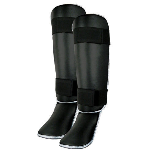 Pro Spar Martial Arts Blank Shin and Instep Guard