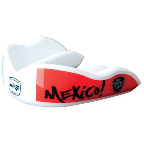 Fightdentist Boil & Bite Mouth Guard | for Boxing and Martial Arts |  Viva Mexico