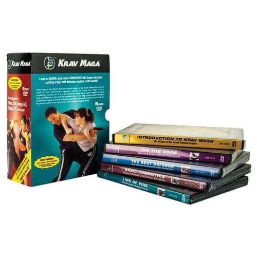 Krav Maga Self-Defense Training Series on DVD