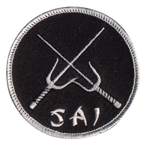 SAI - Round Patch