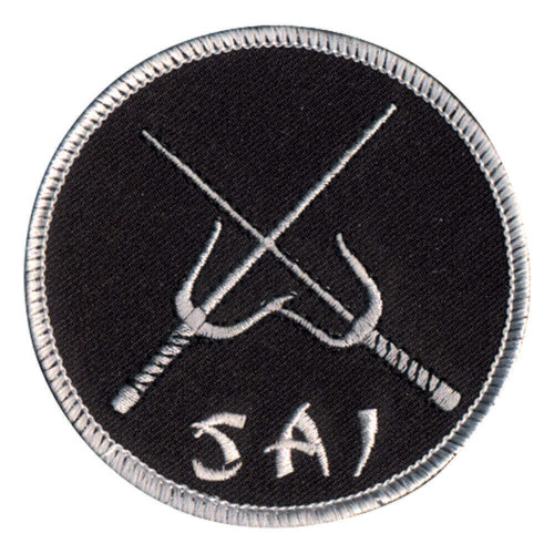 SAI - Round Patch - 10 pack
