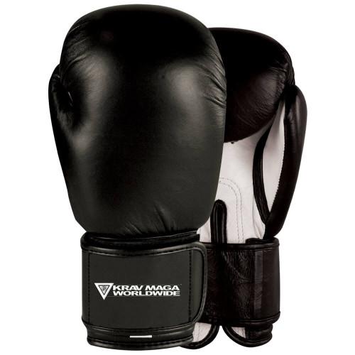 Krav Maga Leather Boxing Gloves