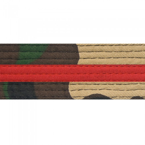 Striped Camo Belt