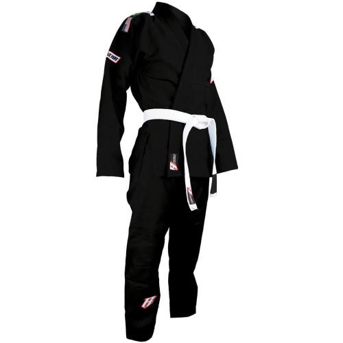 The Ultimate Jiu Jitsu Gi - Black