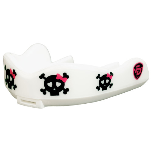 Fightdentist Junior Boil & Bite Mouth Guard | for Boxing and Martial Arts |  Cute Kills