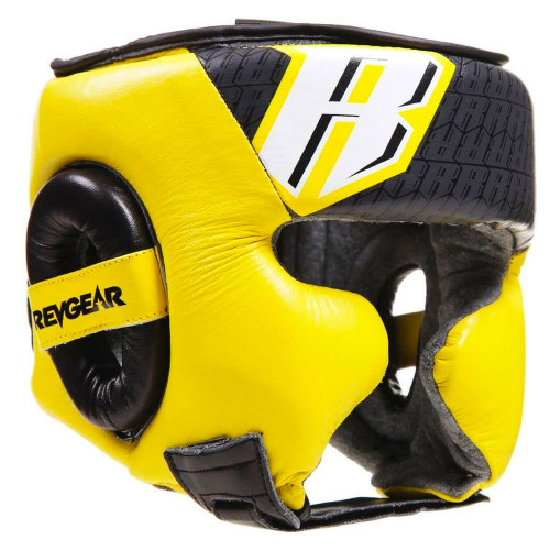 Champion II Headgear - Yellow