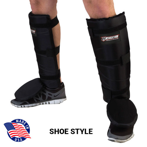 Ultralight Shoe Style Shin and Instep Guard
