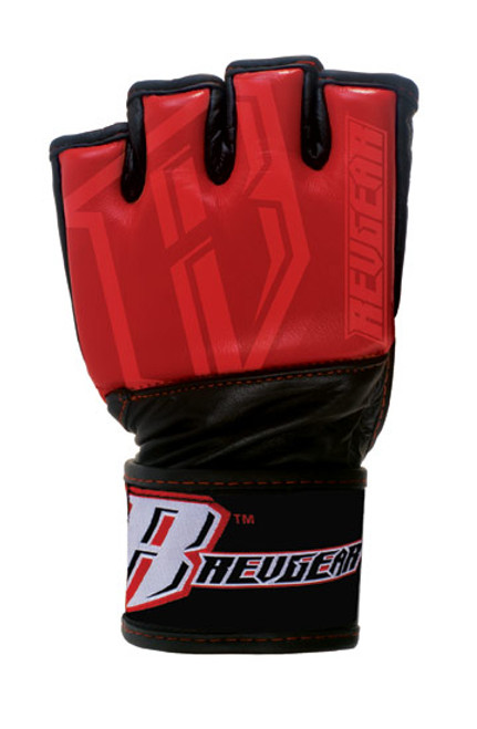 Revgear Challenger Pro Leather MMA Glove - XL