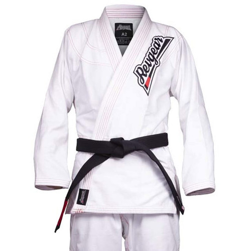 El Matador Competition Gi - White