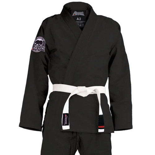 The ULTIMATE Starter Gi - Black