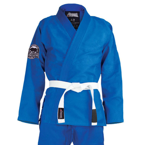 The Ultimate Starter Jiu Jitsu Gi - Blue