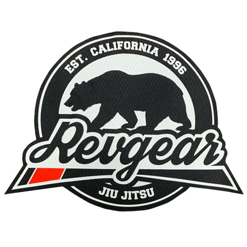 Revgear BJJ Badge - 11.25 Inch