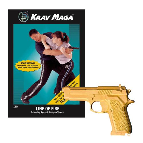 Krav Maga Line of Fire and Training Gun Kit