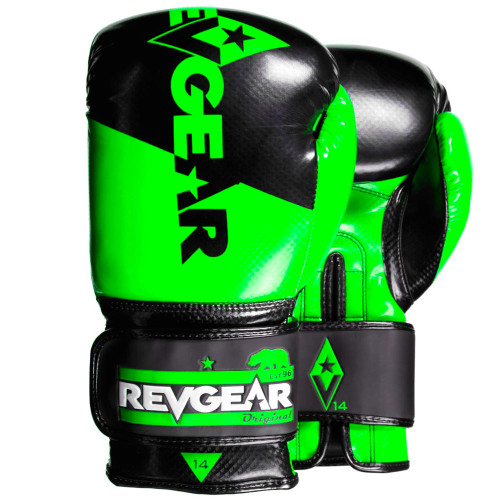 Pinnacle P4 Boxing Glove - Lime/Black