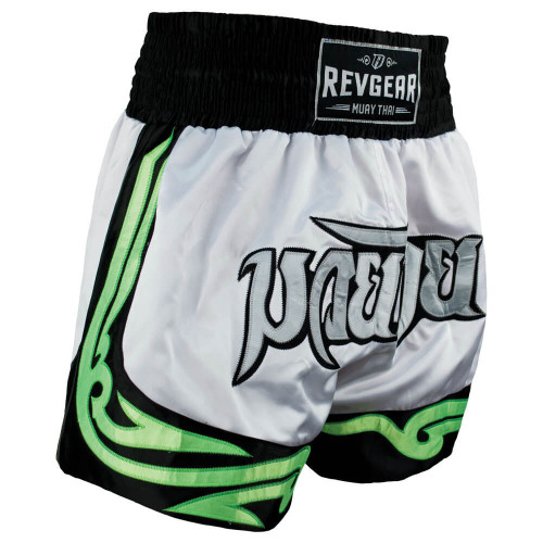 Muay Thai Destroyer Tribal Shorts - Youths