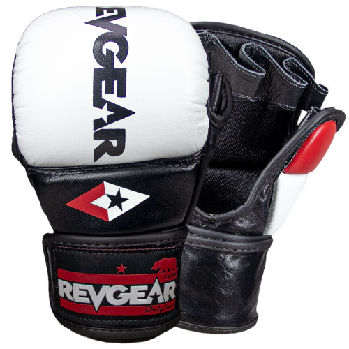 Pro Series MS1 MMA Training and Sparring Glove - White