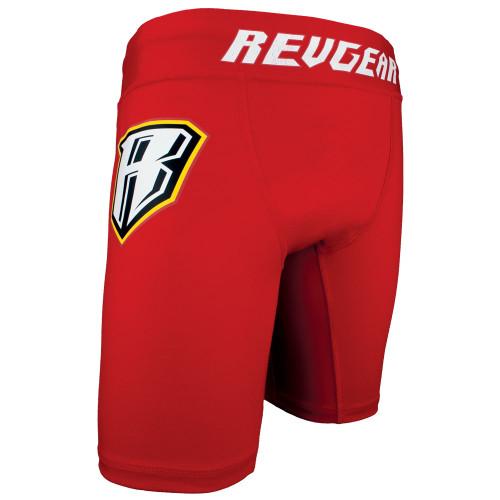 Staredown Vale Tudo Shorts - Red