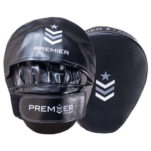 Premier Deluxe Focus Mitt - Black/Gray