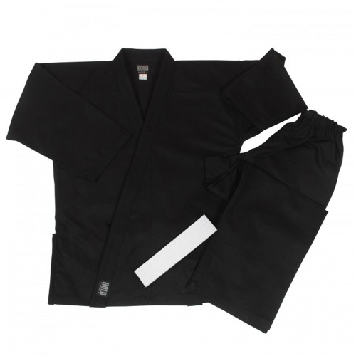 7.5oz Middleweight Traditional Sets - Black