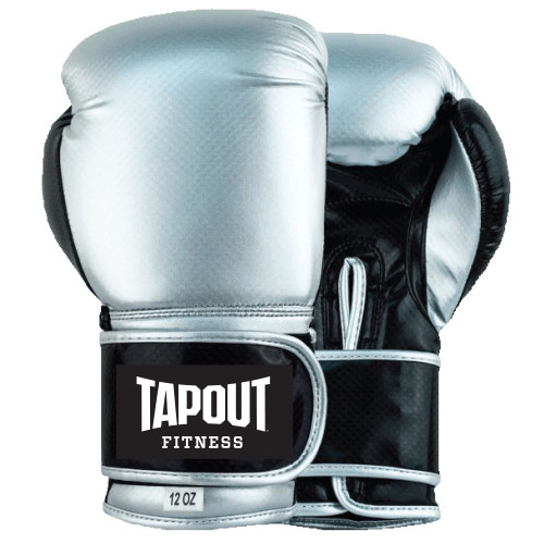 Tapout Fitness Silver Black