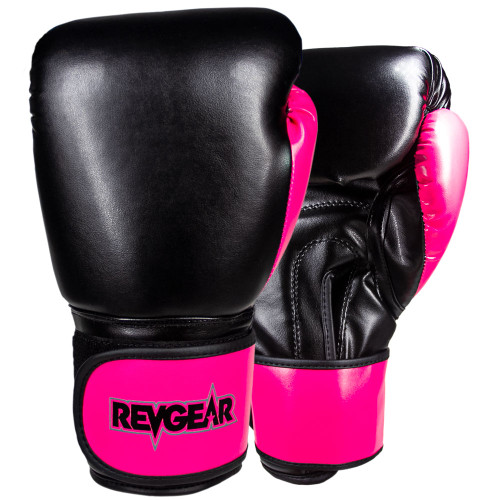 VIP Boxing Gloves - Pink