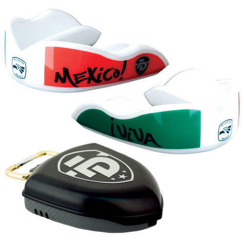Fightdentist Viva MEXICO 2-Pack with Case
