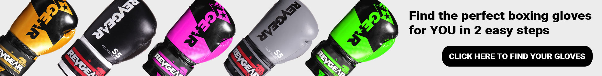 Revgear Boxing Gloves Buyers Guide