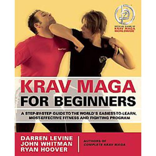 Krav Maga Book for Beginners - Book - Revgear