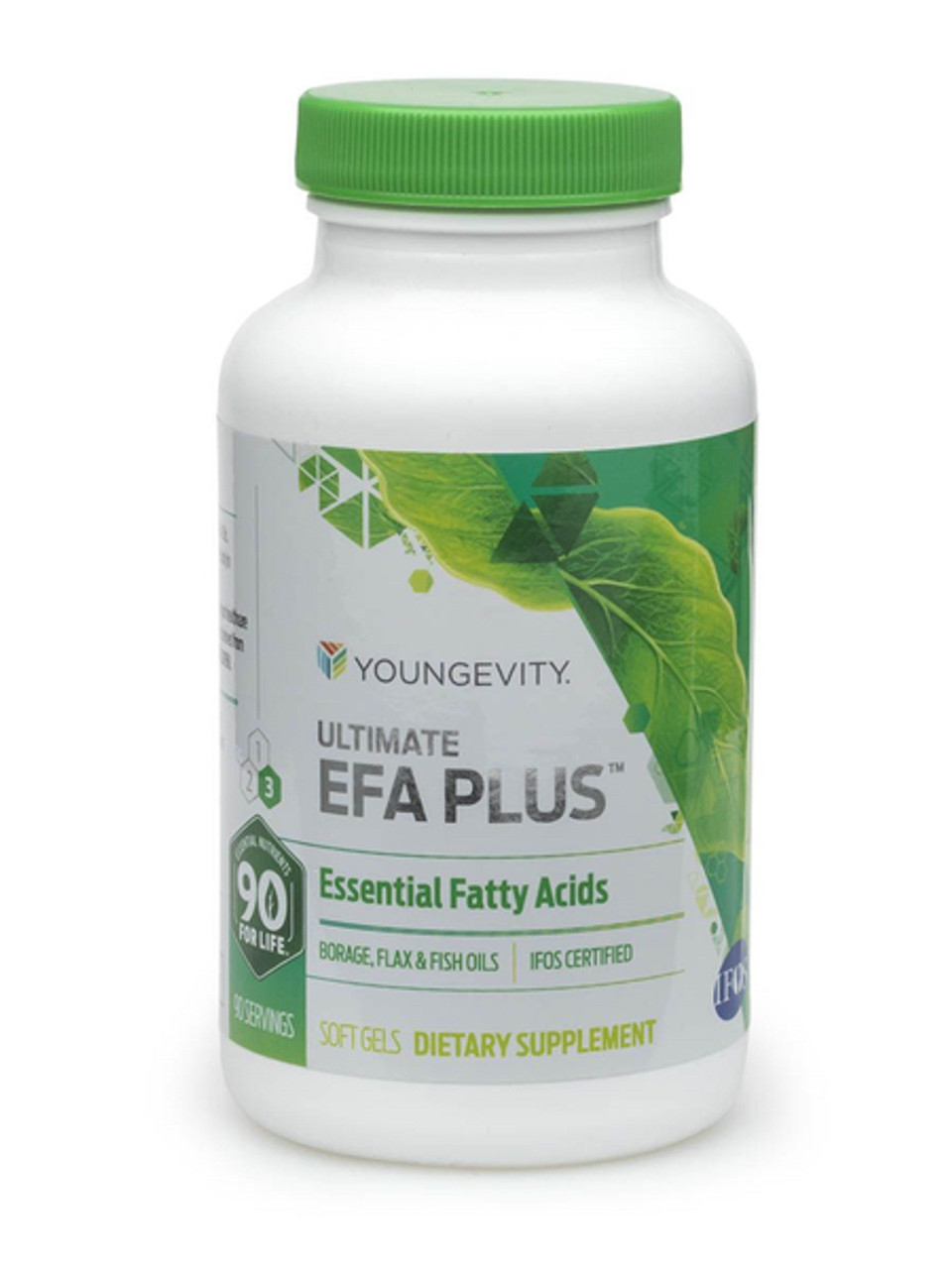 Ultimate EFA Plus - 90 Softgels