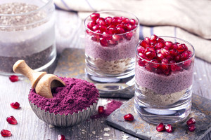 Super Berry Powders